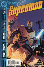 Verso de Just Imagine Stan Lee With... - John Buscema creating Superman
