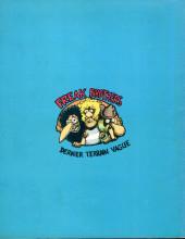 Verso de Les fabuleux Freak Brothers -3- Les Freak Brothers