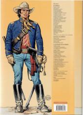 Verso de Blueberry (La Jeunesse de) -14a15- Le boucher de Cincinnati