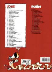 Verso de Léonard -40a2012- Trésor de génie