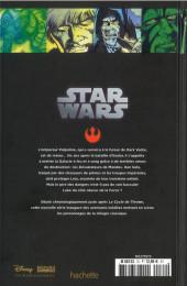 Verso de Star Wars - Légendes - La Collection (Hachette) -7273- L'Empire des Ténèbres