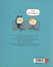 Verso de Les inséparables -1- Les parents de Lucas divorcent