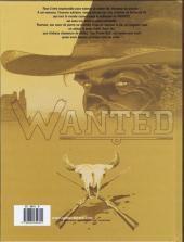 Verso de Wanted (Rocca / Girod) -6- Andale Rosita