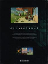 Verso de Renaissance (Duval/Emem) -1- Les Déracinés