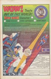 Verso de DC Comics Presents (1978) -52- Negative Woman Goes Berserk!