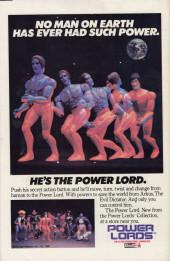Verso de DC Comics Presents (1978) -66- The Resurgence of Blackbriar Thorn!
