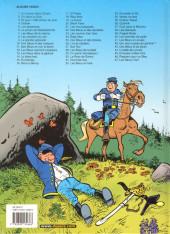 Verso de Les tuniques Bleues -47- Les Nancy Hart