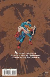 Verso de Superman (One shots - Graphic novels) - Superman: Distant Fires