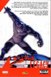 Verso de Marvel Legacy - Spider-Man (Marvel France - 2018) -2- Recherché