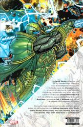 Verso de Marvel Heroes (Marvel France - 2018) -2- Pied Au Plancher