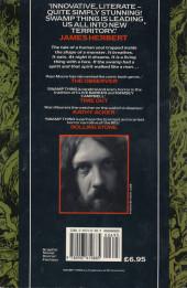 Verso de Swamp Thing (1982) (Titan Books) -INT01- Swamp Thing Volume One