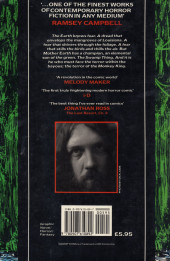 Verso de Swamp Thing (1982) (Titan Books) -INT02- Swamp Thing Volume Two