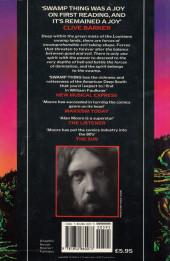 Verso de Swamp Thing (1982) (Titan Books) -INT03- Swamp Thing Volume Three