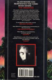 Verso de Swamp Thing (1982) (Titan Books) -INT04- Swamp Thing Volume Four