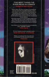 Verso de Swamp Thing (1982) (Titan Books) -INT05- Swamp Thing Volume Five