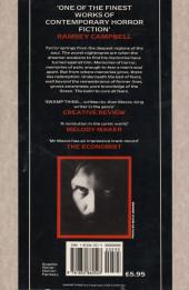 Verso de Swamp Thing (1982) (Titan Books) -INT06- Swamp Thing Volume Six