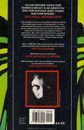 Verso de Swamp Thing (1982) (Titan Books) -INT07- Swamp Thing Volume Seven