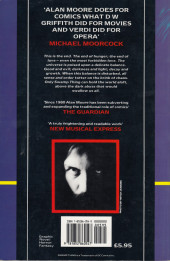 Verso de Swamp Thing (1982) (Titan Books) -INT08- Swamp Thing Volume Eight