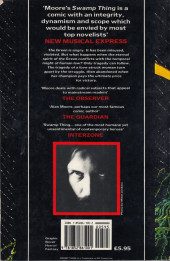 Verso de Swamp Thing (1982) (Titan Books) -INT09- Swamp Thing Volume Nine