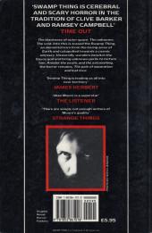 Verso de Swamp Thing (1982) (Titan Books) -INT10- Swamp Thing Volume Ten