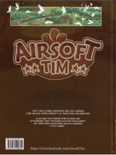 Verso de Airsoft Tim -4- OP Bille