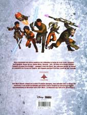 Verso de Star Wars - Rebels -9- Tome 9