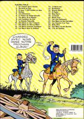 Verso de Les tuniques Bleues -4b1987- Outlaw