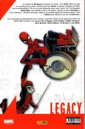 Verso de Marvel Legacy - Deadpool (Marvel France - 2018) -2- On aura bien profité