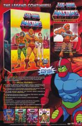 Verso de Swamp Thing Vol.4 (DC comics - 2004) -25- (sans titre)