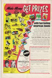 Verso de Swamp Thing Vol.1 (DC comics - 1972) -16- Night of the Warring Dead