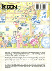 Verso de Isabella Bird, Femme exploratrice -4- Tome 4