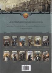 Verso de Les maîtres inquisiteurs -10- Habner