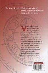Verso de Chronos Ruler -4- Tome 4