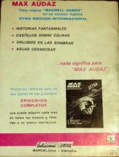 Verso de Aquí Barracuda -4- La jungla subterránea