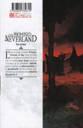 Verso de Promised Neverland (The) -3- En éclats