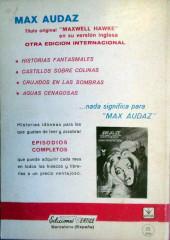 Verso de Zarpa de acero (Vértice - 1966) -6- M.I.E.D.O