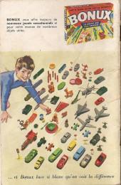 Verso de Bonux-Boy (Les histoires de) -06240- 35 jeux