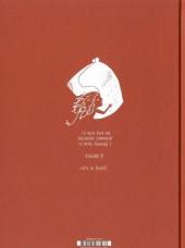 Verso de Elma, une vie d'ours -1- Le grand voyage
