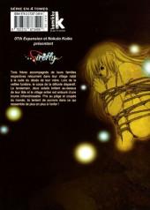 Verso de Firefly -2- Volume 2