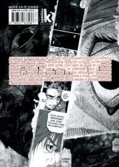 Verso de Malédiction Finale -1- Tome 1