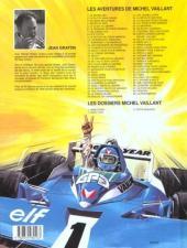 Verso de Michel Vaillant -1g1997- Le grand défi