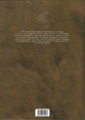 Verso de Les larmes du démon -3- Frazor-Bak