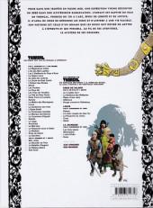Verso de Thorgal -23d2015- La Cage