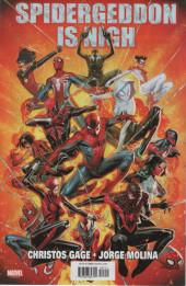 Verso de Amazing Spider-Man (The) (2018) -1Z- Behind-the-Scenes Edition
