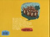 Verso de Les sept ours nains -1- Boucle d'Or et les sept ours nains
