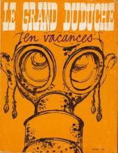 Verso de Le grand Duduche -4- Le grand Duduche en vacances