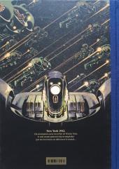 Verso de Les trois Fantômes de Tesla -2TL- La conjuration des humains véritable