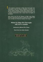 Verso de Tarzan: The Lost Adventure (1995) -4- The Lost Adventure #4