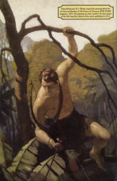 Verso de Return of Tarzan (Edgar Rice Burroughs' The) (1997) -1- The Return Of Tarzan Part 1