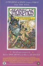 Verso de Tarzan (Dark Horse - 1996) -3- Tarzan's Jungle Fury Part Three